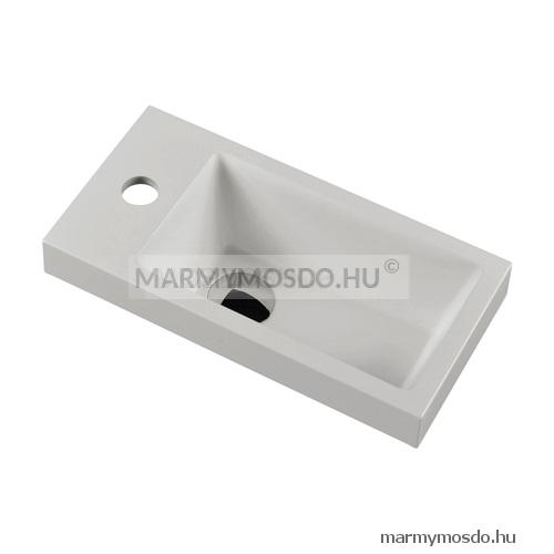Marmy  Mini 40 beépíthető kis kézmosó mosdó