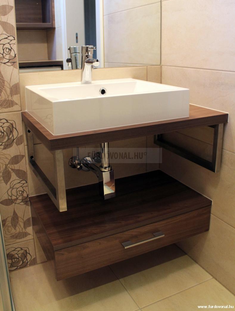 Pultra épített marmy mosdó