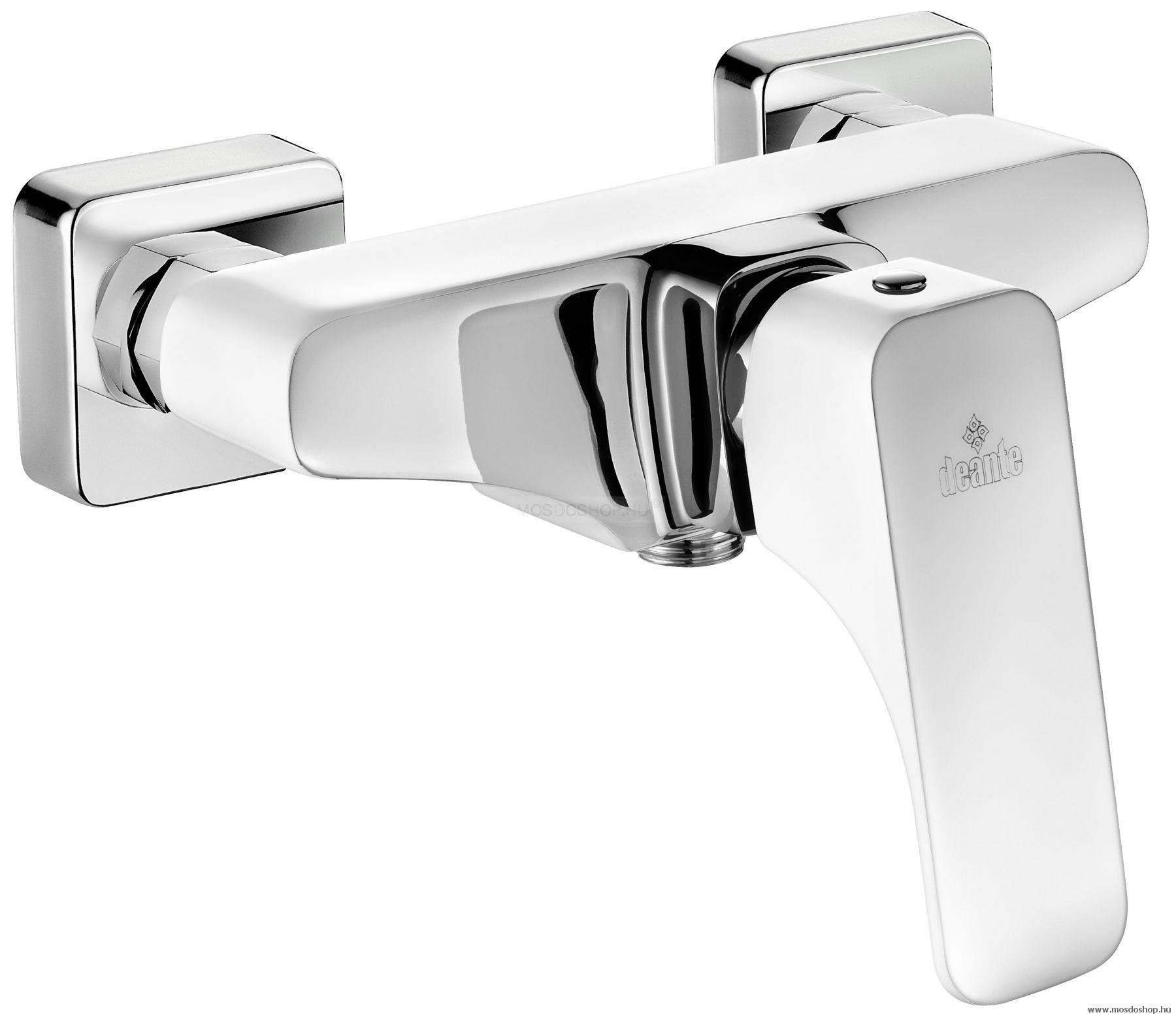 Deante - Hiacynt zuhany csaptelep fehér-króm variácóban