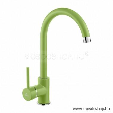 Deante - Milin zöld mosogató csap