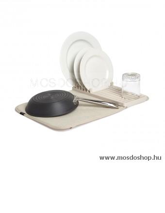 UMBRA UDRY Összecsukható edényszárító szőnyeg – Kicsi - Bézs-Mosdoshop 20dbba6d31